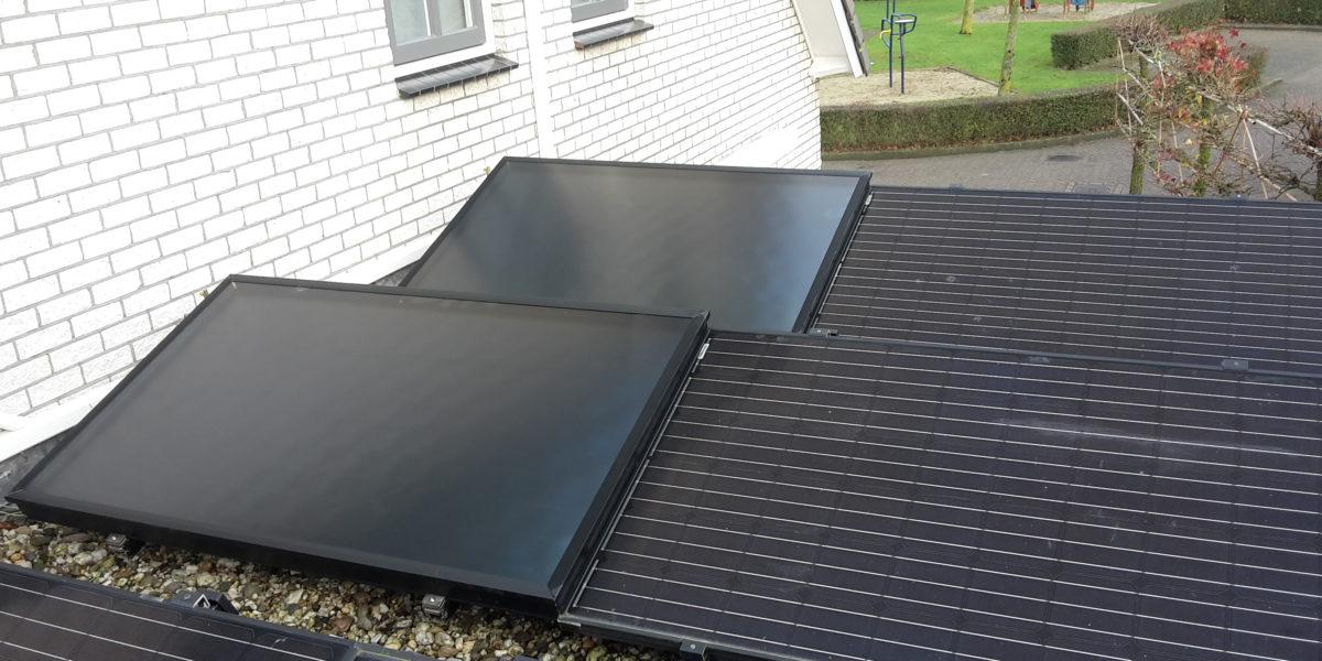 HR Solar HPC-1.6 zonneboiler collector