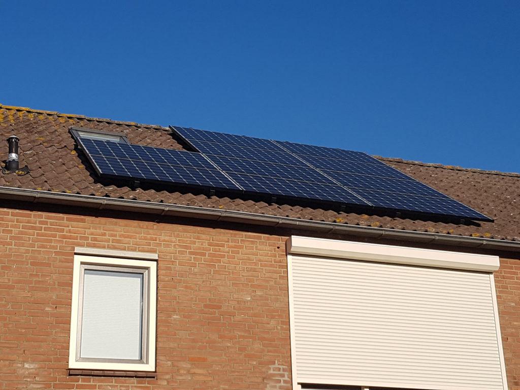 Zonnepanelen Boxtel Esch woonhuis energie neutraal