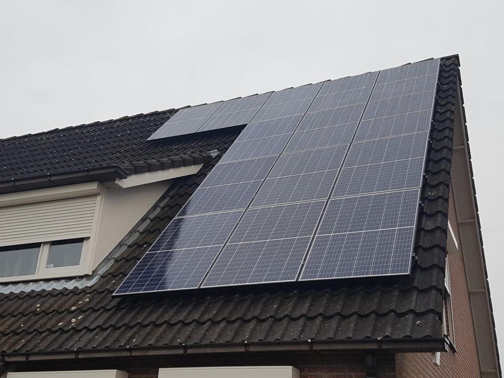 Zonnepanelen ammerzoden gemeente maasdriel zaltbommel REC Solar Twinpeak