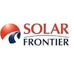 Solar Frontier zonnepanelen logo